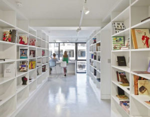 Conde Nast College Library