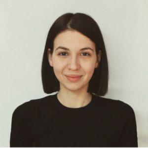 Image showing Angela Esposito, MA Fashion Journalism alumna
