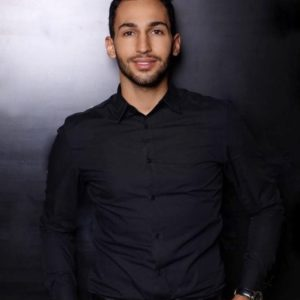 Image showing Dany Farhat, Fashion & the Future of Brands graduate