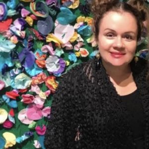 Image showing Simone Vianna, Fashion & Image and Fashion Styling online courses alumna