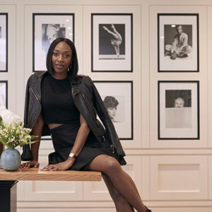 Vanessa Kingori MBE Industry Talk