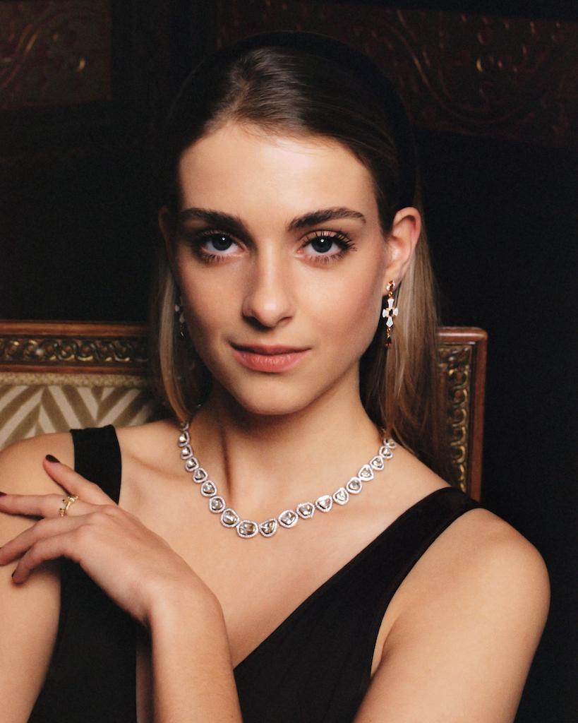 Fashion communication alumni jewellery brand