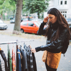 popularity second hand fashion