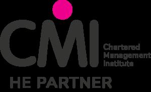 Chartered Management Institute Higher Education Partner's logo