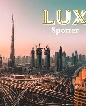 Publishing - LUX Spotter