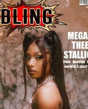 Magazine Publishing - Bling Cover Image